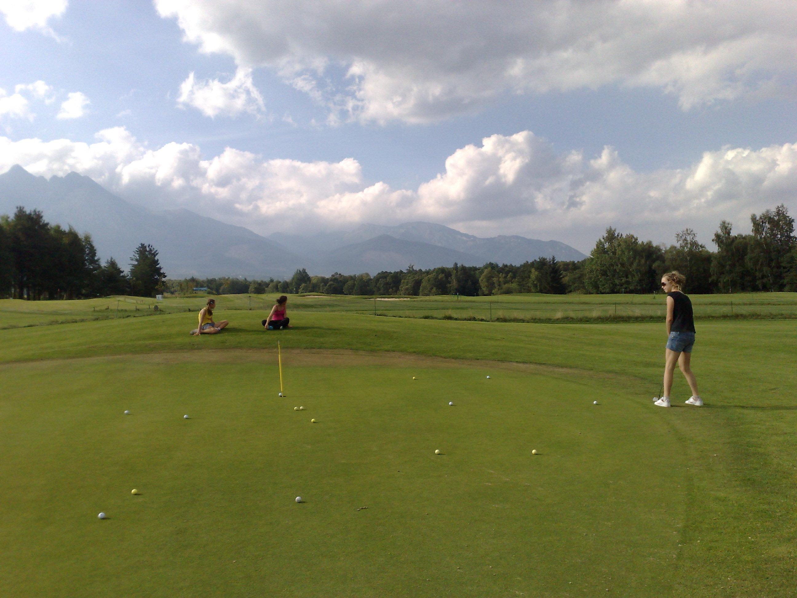 golf - wellness